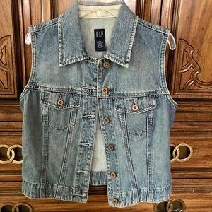 Vintage GAP Jean Vest